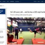 ルークリトル投手のプロフィール・MLBドラフト指名可能性も調査