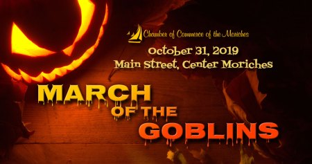 March of the Goblins - 2019 @ Main Street | Center Moriches | New York | United States