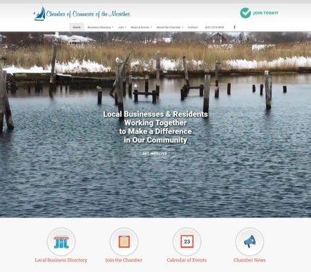 new chamber website
