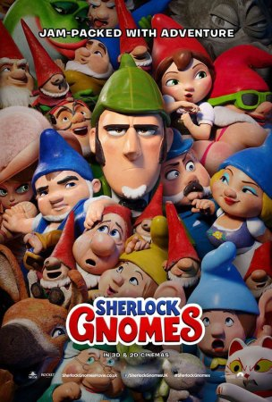 Summer Movies - Sherlock Gnomes @ Clayton Huey Elementary School Lawn | Center Moriches | New York | United States