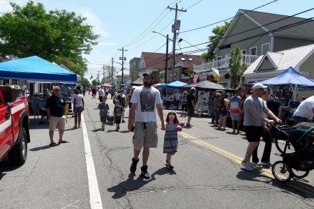 2018 Spring Fair - Main Street