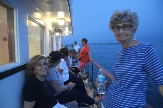 2018 Sunset Cruise - relaxing