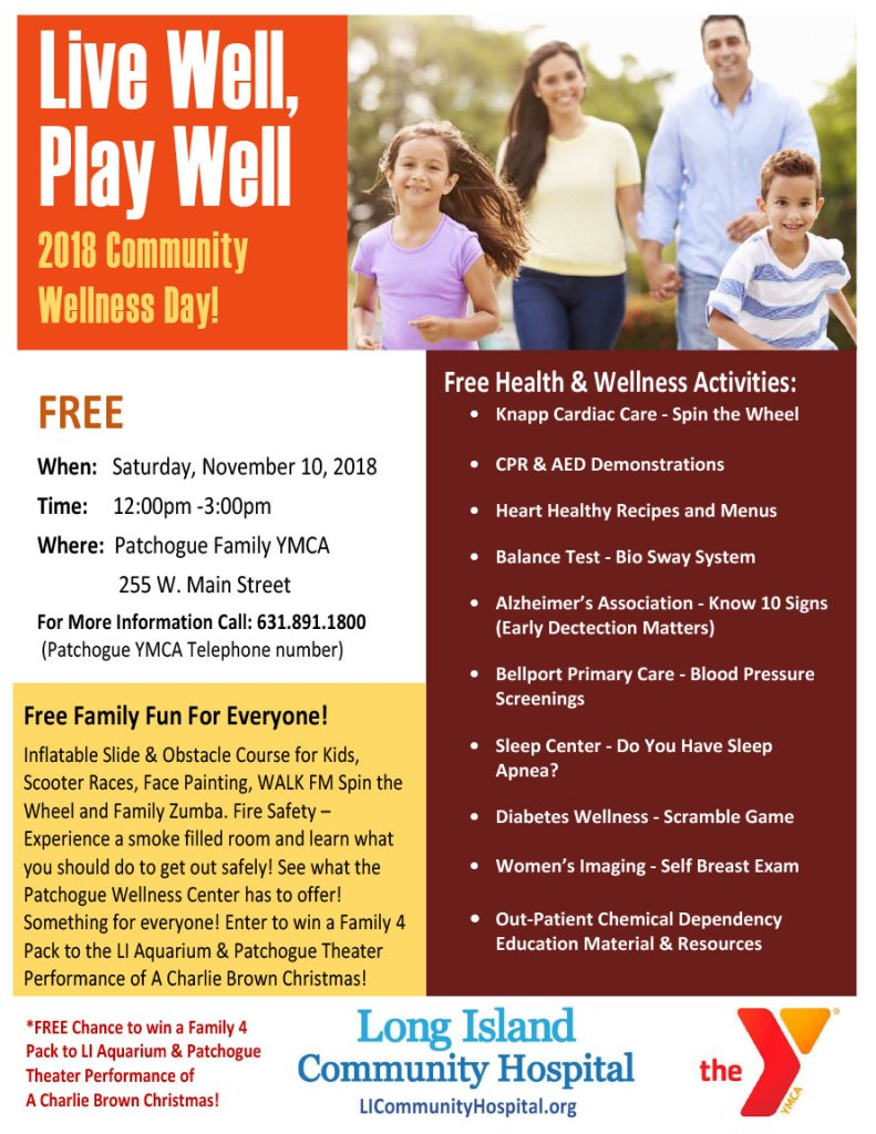 2018 Community Wellness Day