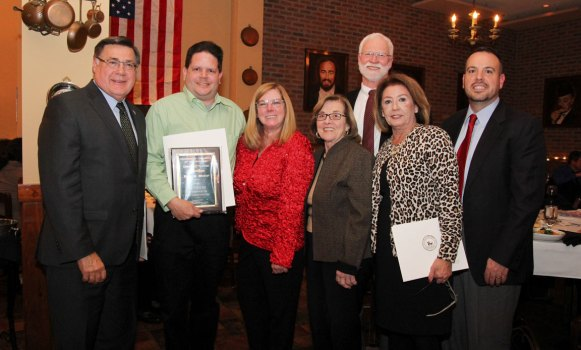 Moriches Boat & Motor - Moriches Chamber 2018 Holiday Dinner