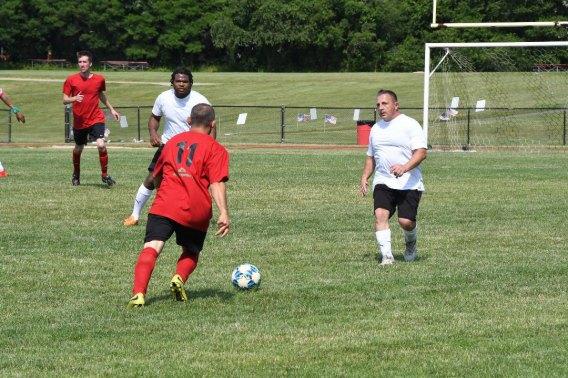 Crusaders soccer benefit - 8