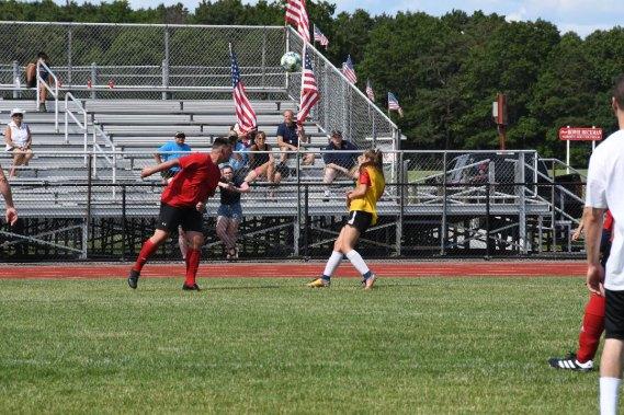 Crusaders soccer benefit - 9