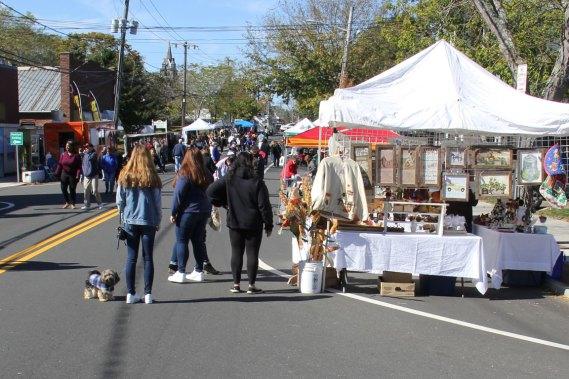2019 Moriches Chamber Fall Street Fair - 4