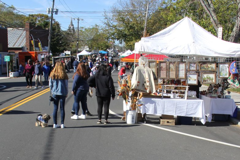 2019 Moriches Chamber Fall Street Fair - 4