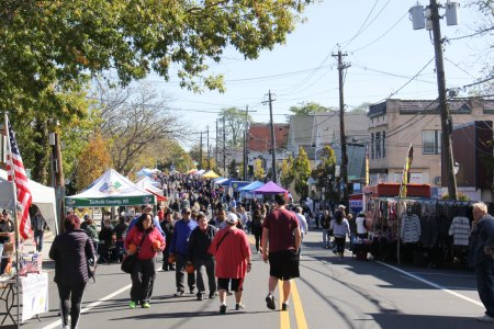 2019 Moriches Chamber Fall Street Fair - 7