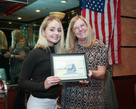 Student of the Month Julia Pascucci