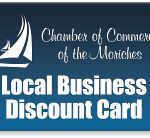 Moriches Chamber Local Business Discount Card