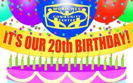 MCC birthday donations