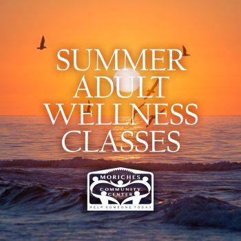 summer adult wellness classes