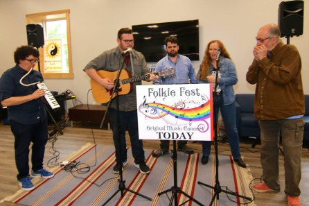 Folkie Fest - April 2019 - 1