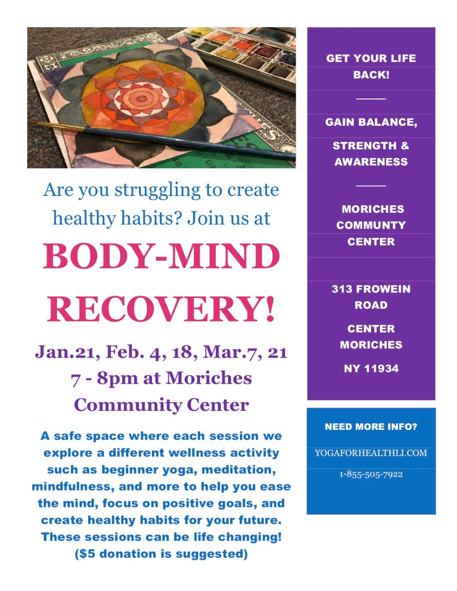 BODY MIND RECOVERY