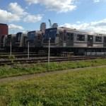 地下鉄好きにオススメ「大日検車場」の撮影スポット