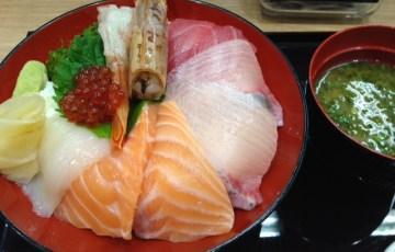 魚魚彩自慢の海鮮丼