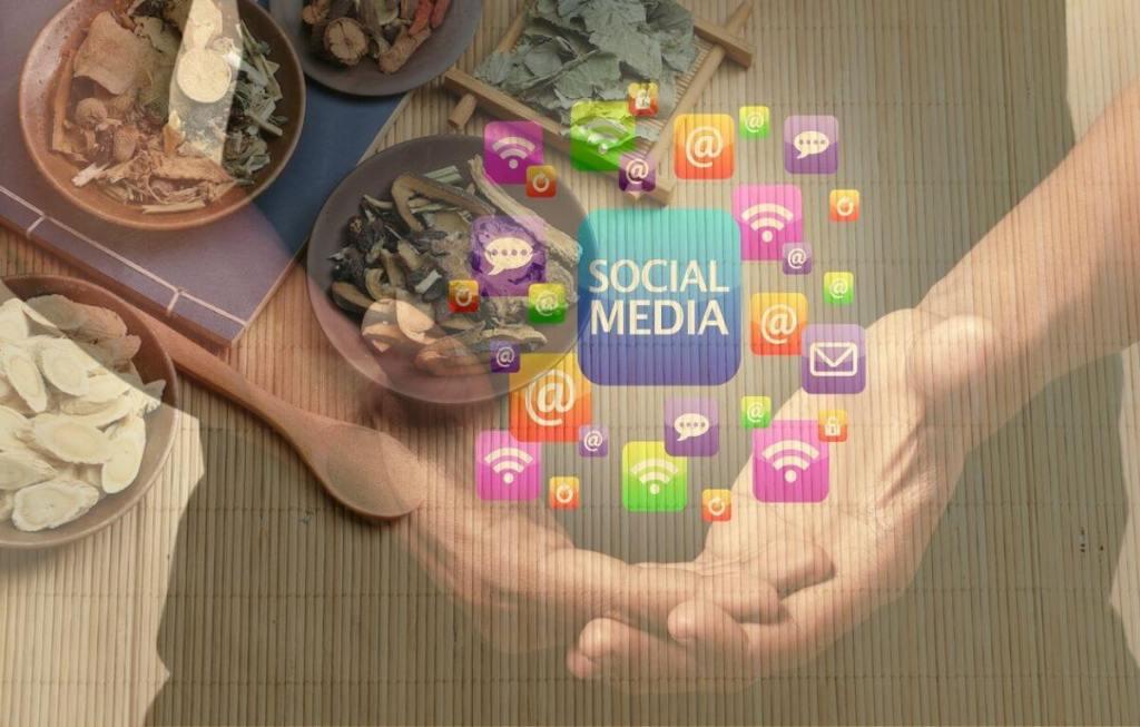 中藥產業數位行銷整合