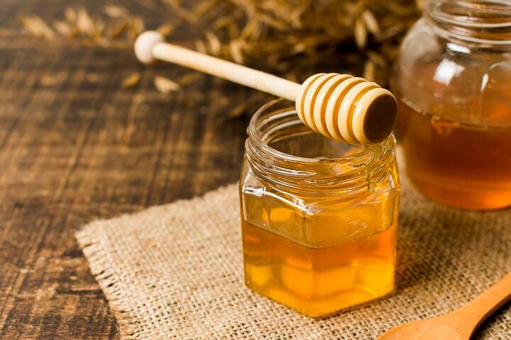 蜂蜜-抗發炎,緩解感冒