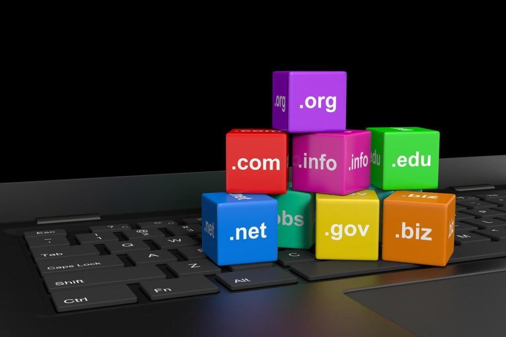 註冊網域名稱