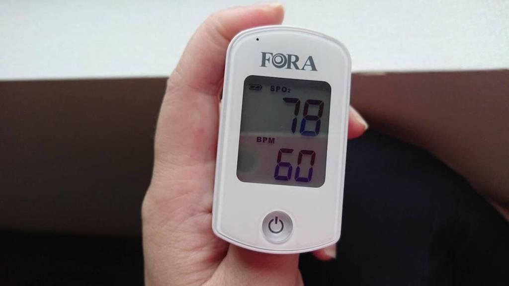 測量血氧濃度