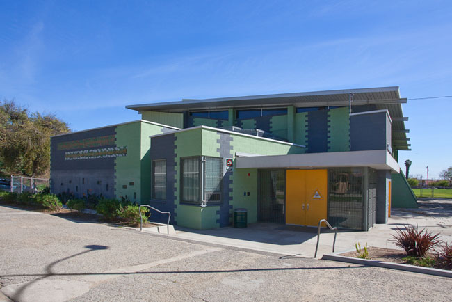Pecan Park Recreation Center & Gymnasium