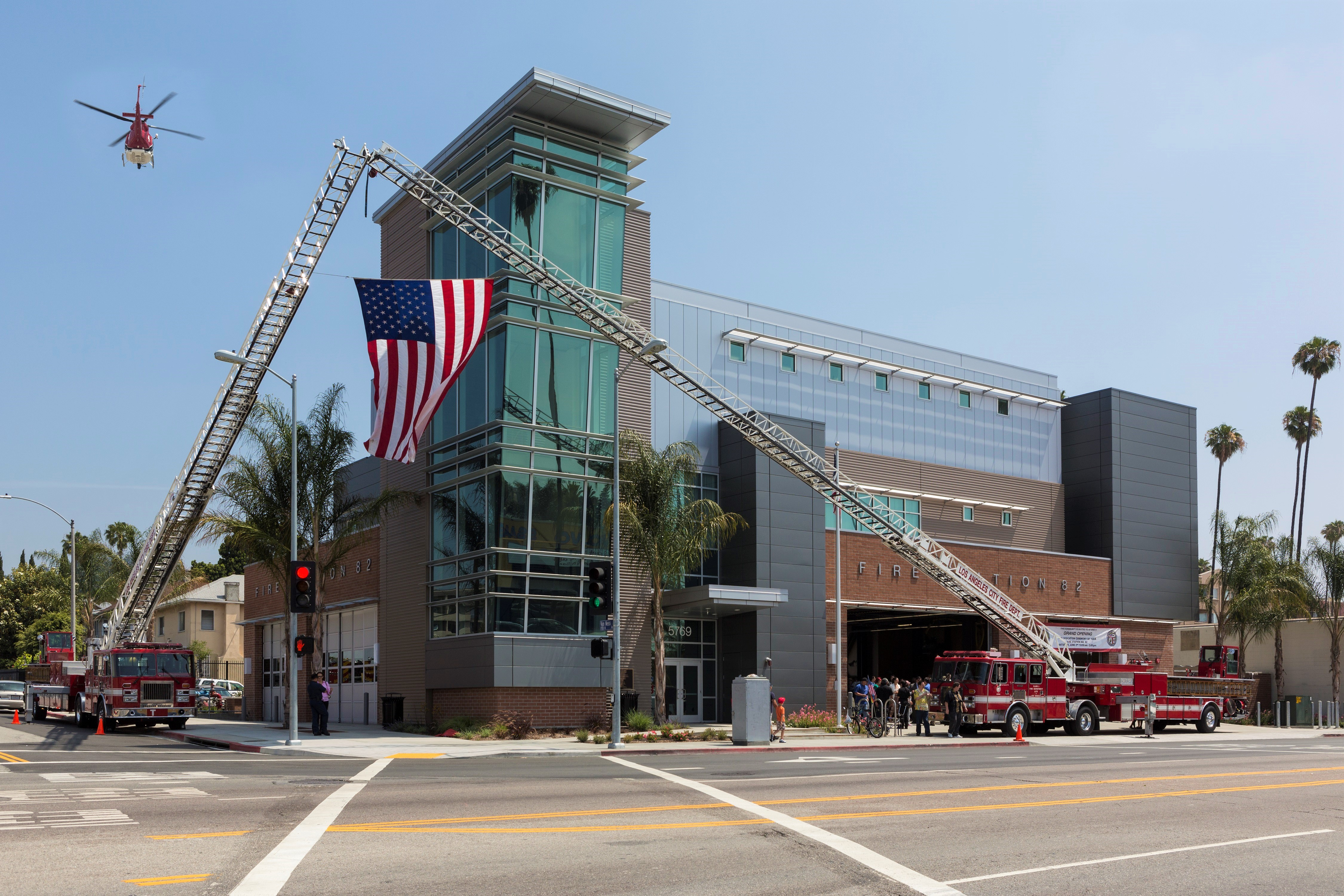 Hollywood Fire Station #82 and Annex
