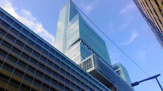 Vertical World Circuit 大阪大会 ハルカススカイラン