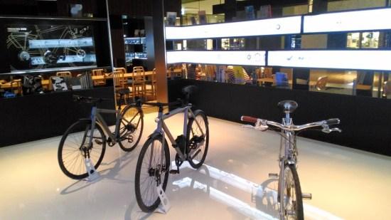 シマノスクエア 自転車