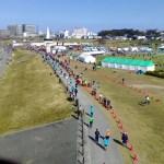 【結果速報】第五回「淀川 寛平マラソン2017」のレースリザルト