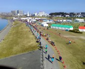 淀川 寛平マラソン2017