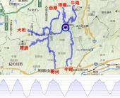 獲得標高4,675m。七方から葛城山を攻めるクレイジーチャレンジ『七葛』 ~戦略編~