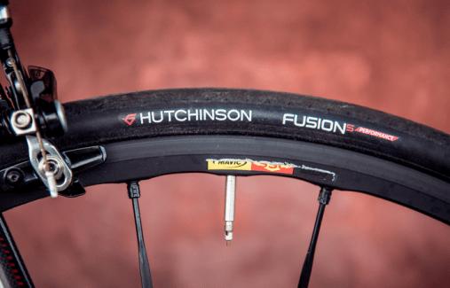 HUTCHINSON 『FUSION5』 GALACTIK