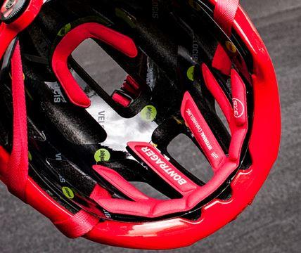 37.5テクノロジー ボントレガー2018新型「VELOCIS」。冷却性、安全性を極めしエアロヘルメット。