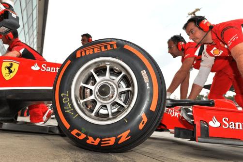 ピレリ『P Zero Velo』。多くのスーパーカーに採用されるタイヤメーカーが自転車業界に参入。 フェラーリ
