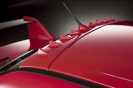 ボルテックスジェネレーター(渦流生成器) 車