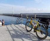 ロードバイクでアワイチを100%楽しむ方法 明石海峡大橋