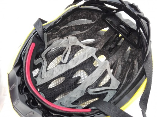 OGK Kabuto史上、最軽量ヘルメット『FLAIR』実物インプレッション! パッド