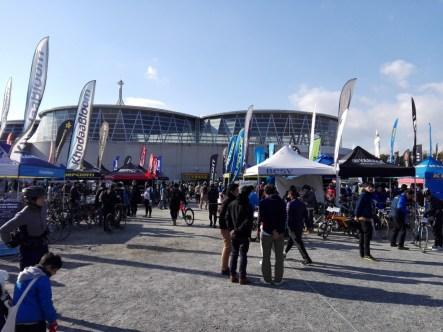 第4回Sports Bike Demo in大阪 スポーツバイクデモ 2018