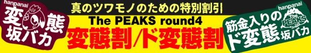 The PEAKSラウンド4(奥多摩)標高6176m、制限時間13.6h 変態割