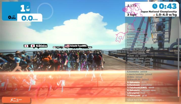 ZWIFT 全日本選手権