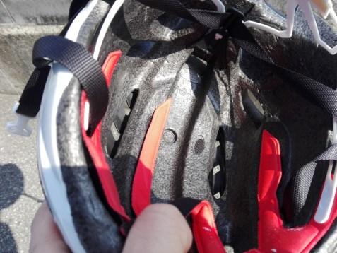 内部構造 クーリング性能 HJC『フリオン Furion』VS ボントレガー Bontrager 『バリスタ Ballista』ヘルメット比較インプレ。
