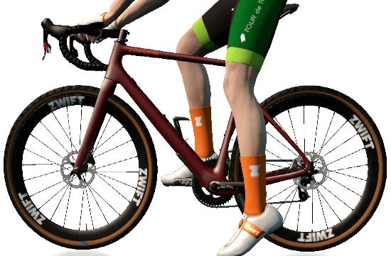 Cervelo『Aspero』 ZWIFT(ズイフト) 全69種のバイクフレーム入手方法