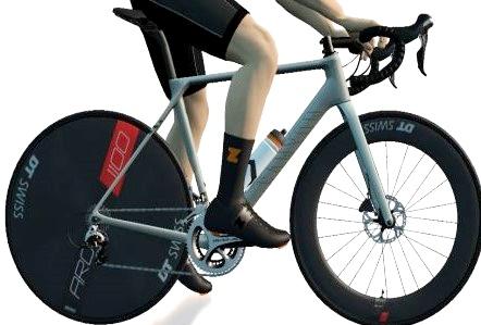 ZWIFT(ズイフト) 全90種のバイクフレーム入手方法 CANYON 『Ultimate CFR』