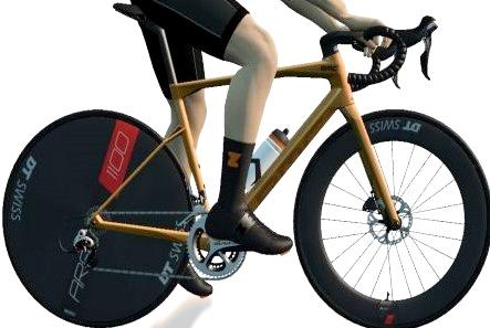 ZWIFT(ズイフト) 全90種のバイクフレーム入手方法 BMC 『Roadmachine』