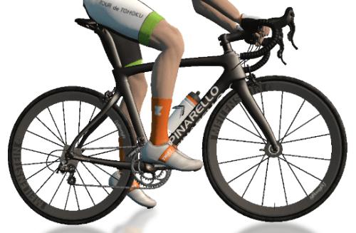ZWIFT(ズイフト) 全18種のバイクフレーム入手方法&速さランキング Pinarello『Dogma F8』