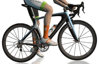 ZWIFT(ズイフト) 全18種のバイクフレーム入手方法&速さランキング Zwift『Aero』