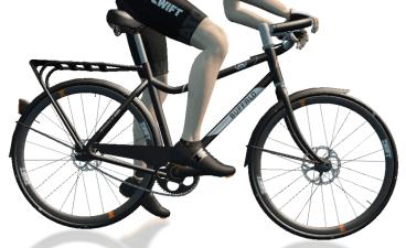 ZWIFT(ズイフト) 全18種のバイクフレーム入手方法&速さランキング Zwift『Buffalo Fahrrad』