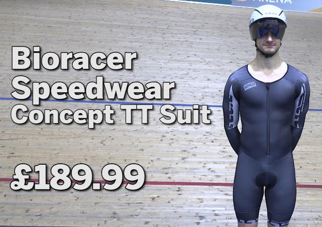 Bioracer Speedwear Concept TT Suit