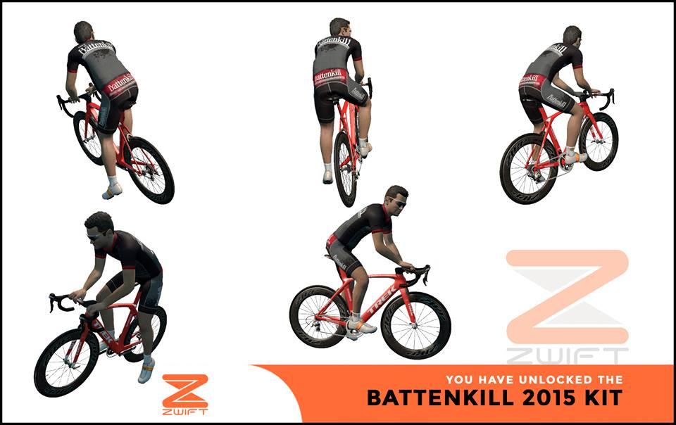 Battenkill ZWIFT(ズイフト) 全ジャージ入手方法、プロモコード一覧